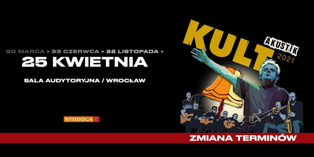 Plakat koncertu