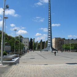 Plac podIglicą