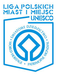 Logo Liga Miast iMiejsc UNESCO