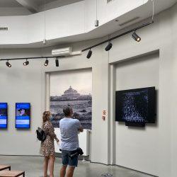 Zwiedzanie Visitor Centre