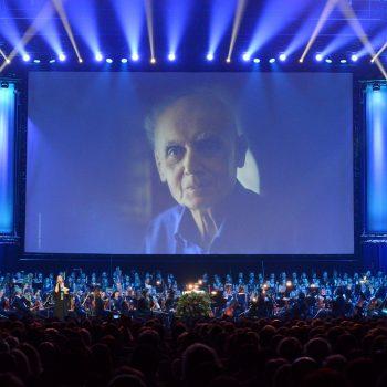 Zdjęcie z Koncertu Muzyki Filmowej