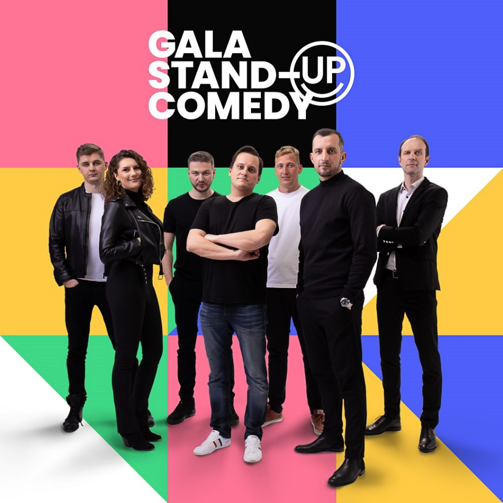 Gala Stand up Comedy plakat