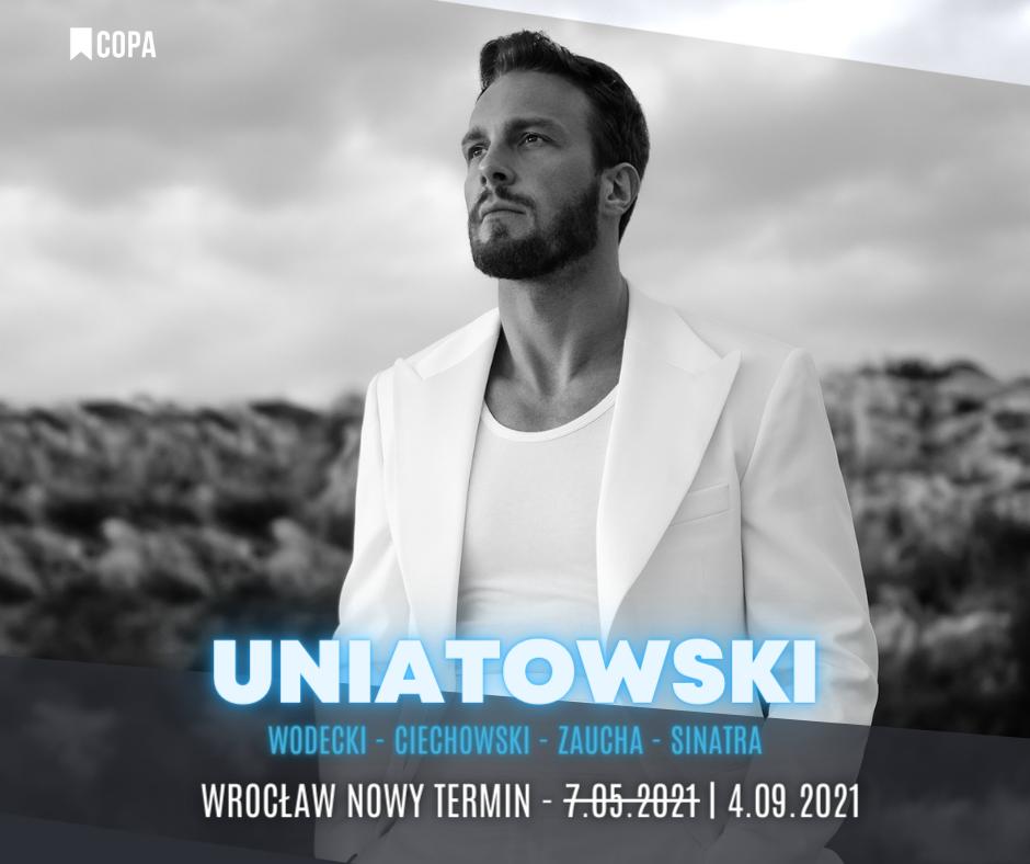 Sławek Uniatowski plakat
