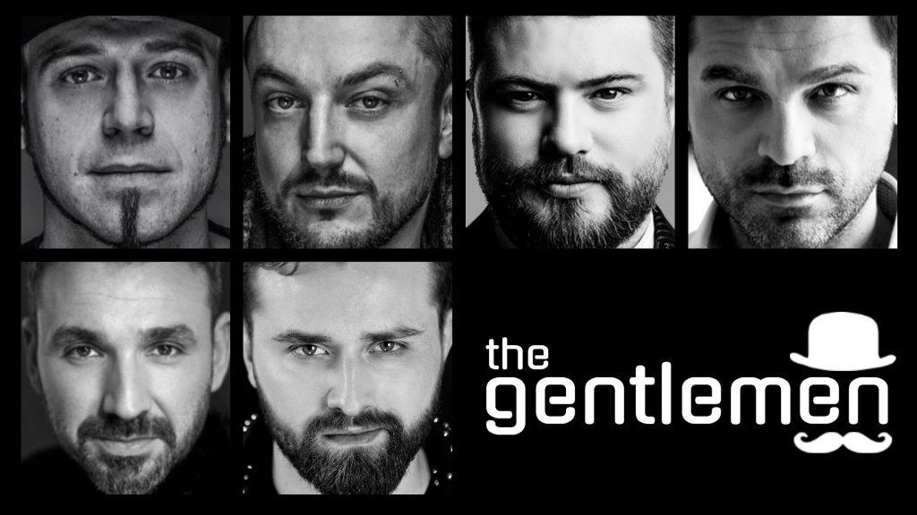 The Gentlemen plakat